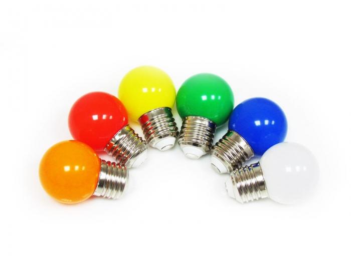 Светодиодные цветные и RGB