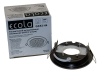 Св-к Ecola GX53 Н4 черный хром 38х106 (упаковка 2/10шт)