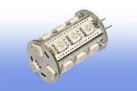 Лампа светодиодная G4 12V 2.4Вт Arlight AR-G4-18B2234-12V green