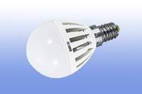Лампа светодиодная JazzWay E14 3.5Вт ЭКО-G45 2700К!!
