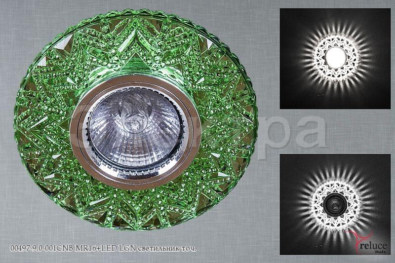 Св-к Электра 00497-9.0-001CNB MR16 + LED LGN
