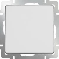 WERKEL Выключатель 1-кл. проходной (белый) WL01-SW-1G-2W