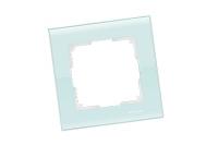 WERKEL FAVORIT Рамка на 1 пост (натуральное стекло) WL01-Frame-01