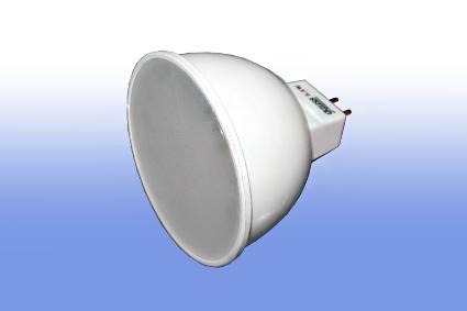 Лампа светодиодная MR16 220V 5.5Вт Gauss Elementary 4100K матовая