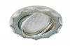 Св-к Ecola DL36 MR16 звезда под стеклом, серебр. блеск/хром