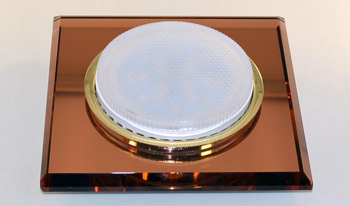Светильник LBT GX003-5 коричневый