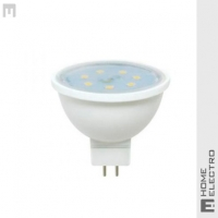 Лампа светодиодная MR16 220V 7Вт IN HOME 4000K
