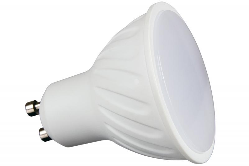 Лампа светодиодная GU10 10Вт Volpe 4000К