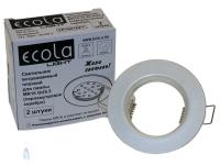 Св-к Ecola DL90 MR16 перламутровое серебро