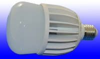 Лампа светодиодная Volpe E27 25Вт матовая 3000К 2200Лм