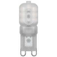 Лампа светодиодная G9 5Вт Feron 6400К LB-430