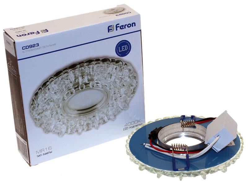 Св-к Feron CD923+LED Распродажа!