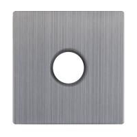 WERKEL Накладка для TV розетки (глянцевый никель)