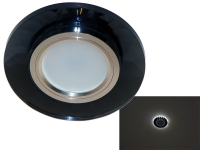 Св-к Italmac Bohemia LED 51771 MR16 круг гр черный