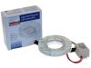 Св-к Fametto L202 LED  белый/серебро/хром