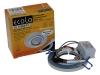 Св-к Ecola LED LD1650 MR16  стекло круг мат хром(22209,25291)