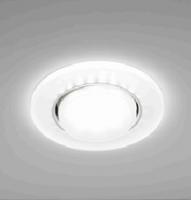Светильник Italmac Bohemia 53575 GX53 матовый с подсветкой