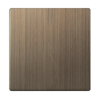 WERKEL Клавиша для выключателя (бронза) WL12-SW-1G-CP