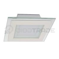 Св-к LED Альфа Свет LF 401 18W квадрат d200*165 6000K