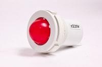 Лампа светодиодная коммутаторная СКЛ11Б-2-220 красная Протон-Импульс