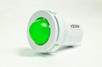 Лампа светодиодная коммутаторная СКЛ11Б-2-220 зеленая Протон-Импульс