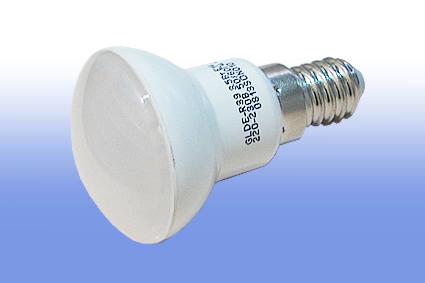 Лампа светодиодная General E14 5Вт R39 320Лм 4500К Распродажа!