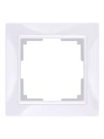 WERKEL Snabb Basic Рамка на 1 пост (белый) WL03-Frame-01