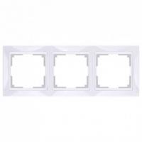 WERKEL Snabb Basic Рамка на 3 поста (белый) WL03-Frame-03