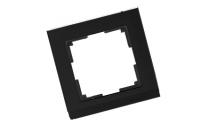 WERKEL STARK Рамка на 1 пост (черный) WL04-Frame-01