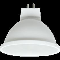 Лампа светодиодная MR16 220V 7Вт Ecola 2800K матовая