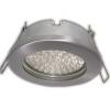 Светильник Ecola GX53 Н9 защищенный хром