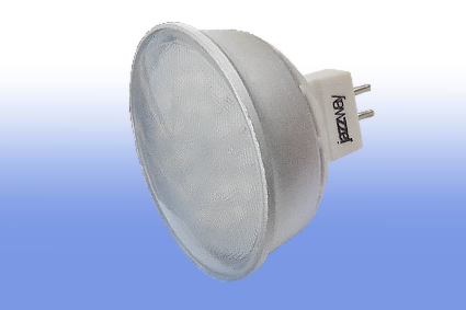 Лампа светодиодная MR16 220V 7Вт Feron 4000K