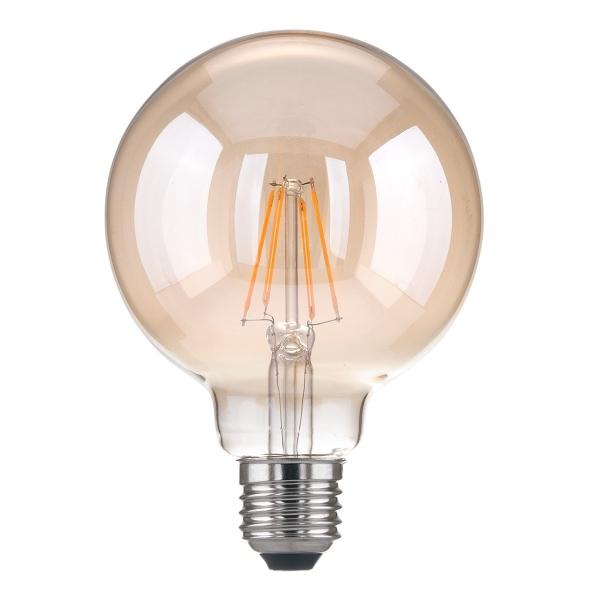 Лампа светодиодная Электростандард E27 6Вт шар 3300К F