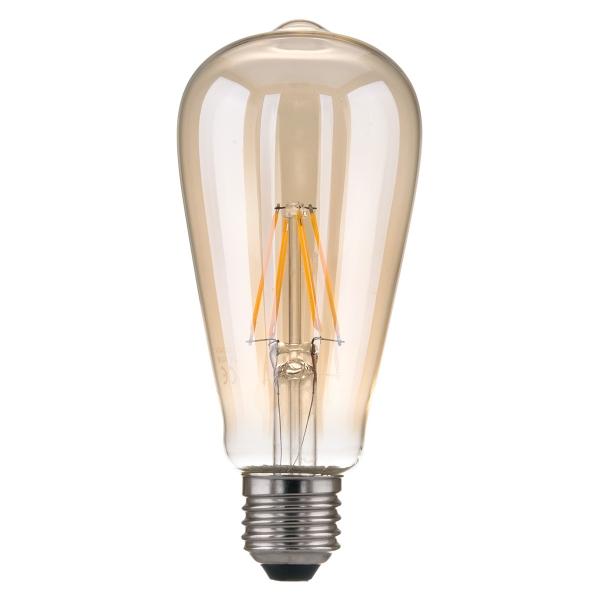 Лампа светодиодная Электростандард E27 6Вт 3300К FD