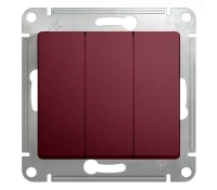 Мех-м выкл. 3кл. GLOSSA баклажан