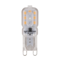 Лампа светодиодная G9 5Вт Ладья 6000К