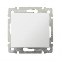 Legrand VALENA белый мех-зм выкл. 1кл. 10А