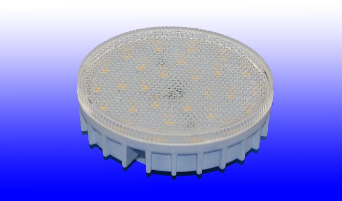Лампа светодиодная GX53  6Вт ASD 3000K Распродажа!
