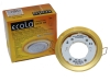 Светильник Ecola GX53 Н4 сатин золото