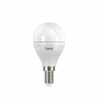 Лампа светодиодная General E14 5Вт G45 470Лм 6500К