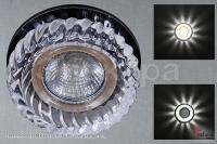 Св-к Электра 71093-9.0-001D MR16 + LED BK Распродажа!