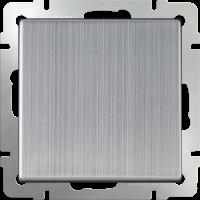 WERKEL Выключатель 1-кл. проходной (глянцевый никель) WL02-SW-1G-2W