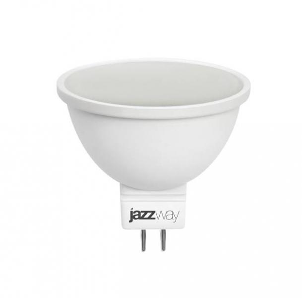 Лампа светодиодная MR16 220V 8Вт JazzWay 5000К