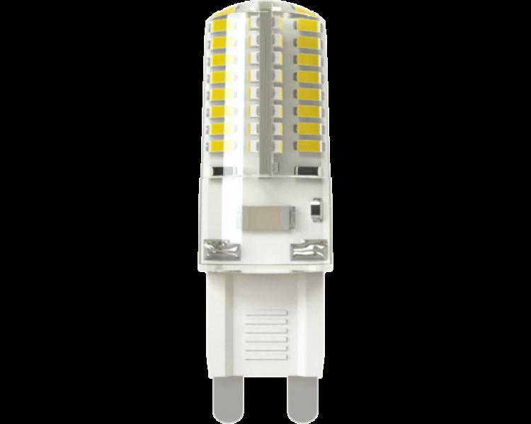 Лампа светодиодная G9 5Вт 220V Ecola 4200K