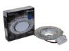 Светильник Feron GX53 CD4021 прозрачный хром с подсветкой