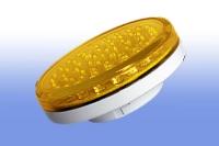 Лампа светодиодная GX53 6.1Вт EcolaTablet желтая 28x74