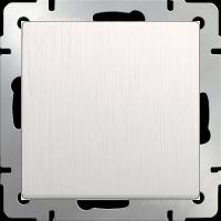WERKEL Выключатель 1-кл. проходной (перламутр рифленый) WL13-SW-1G-2W