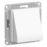 SchE AtlasDesign белый мех-зм вывода кабеля