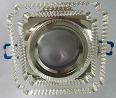 Св-к LBT Y1576L-1+LED серебро