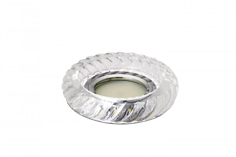 Св-к LBT Y1578L-1+LED серебро